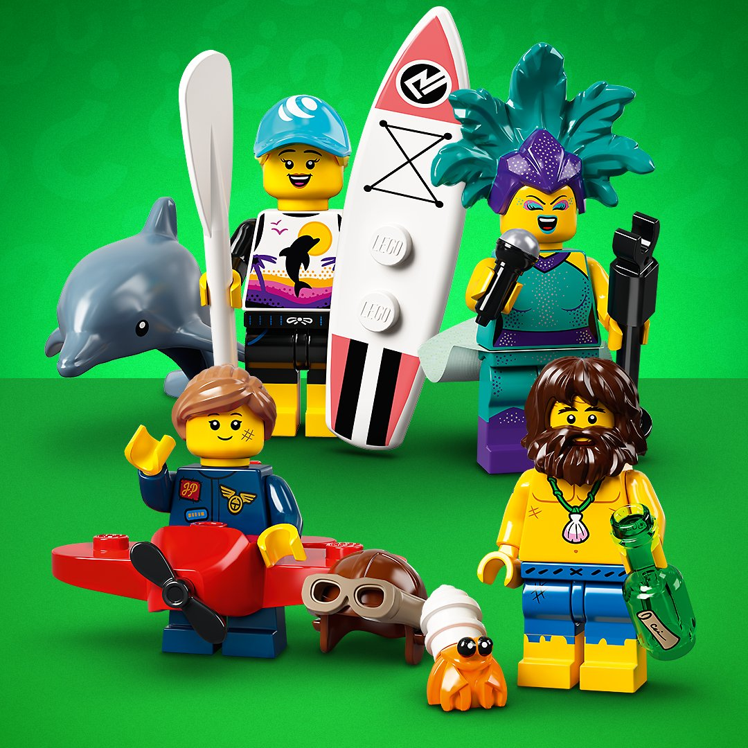 LEGO on Twitter