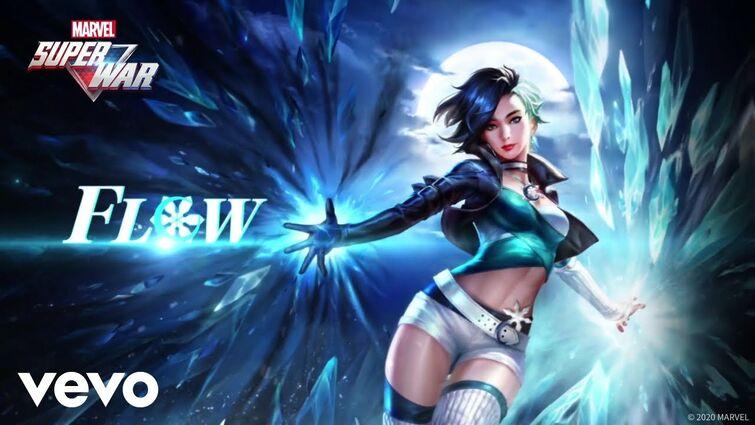 """Luna Snow - Flow (From """"Marvel Super War""""/Official Lyric Video) ft. Luna"""