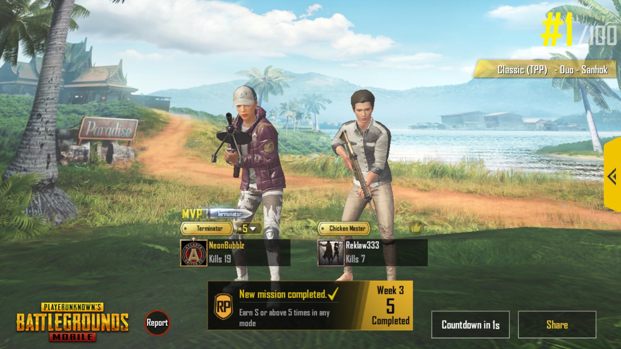 #27 kill game!