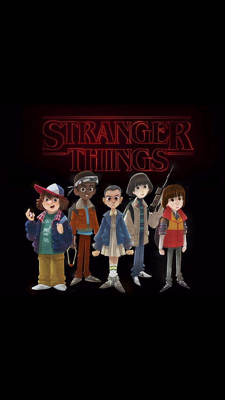 Stranger things für life☀️