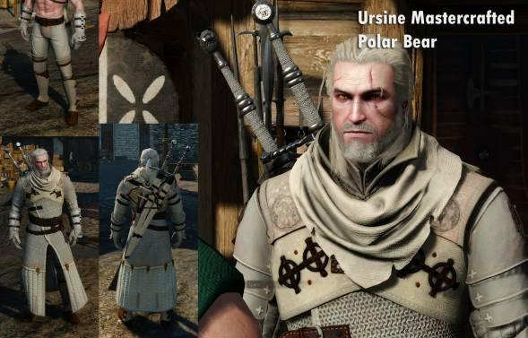 Witcher 3's armor   FANDOM