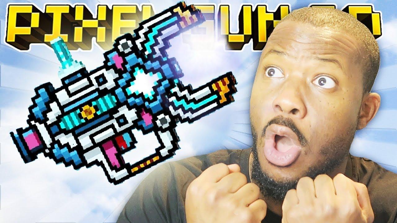 CLOUD LAUNCHER SPECIAL! | Pixel Gun 3D