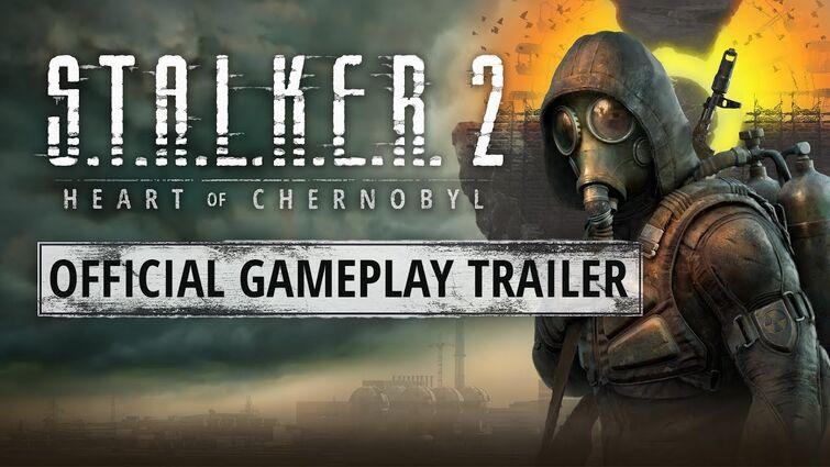 S.T.A.L.K.E.R. 2: Сердце Чернобыля — Официальный геймплейный трейлер