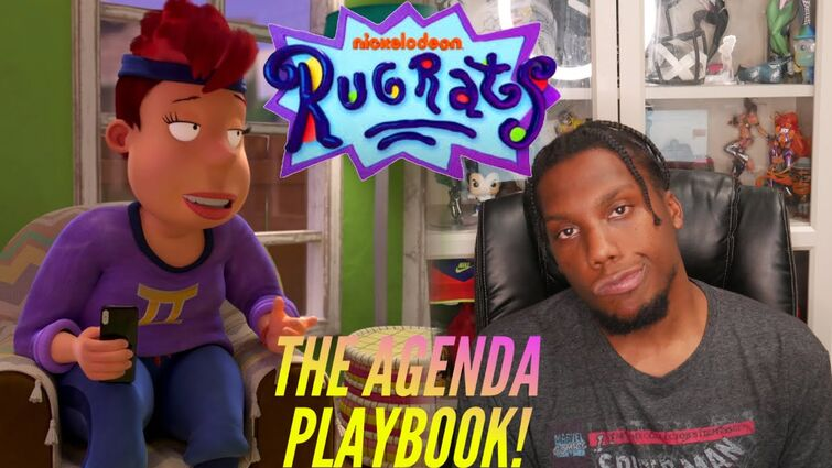 Rugrats Voice Actor Confirms Phil & Lil's Mom Is Gay In Reboot!