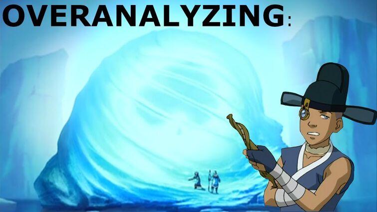 Overanalyzing Avatar: The Boy In The Iceberg
