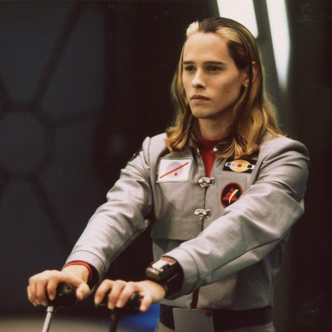 Andros, red space Ranger