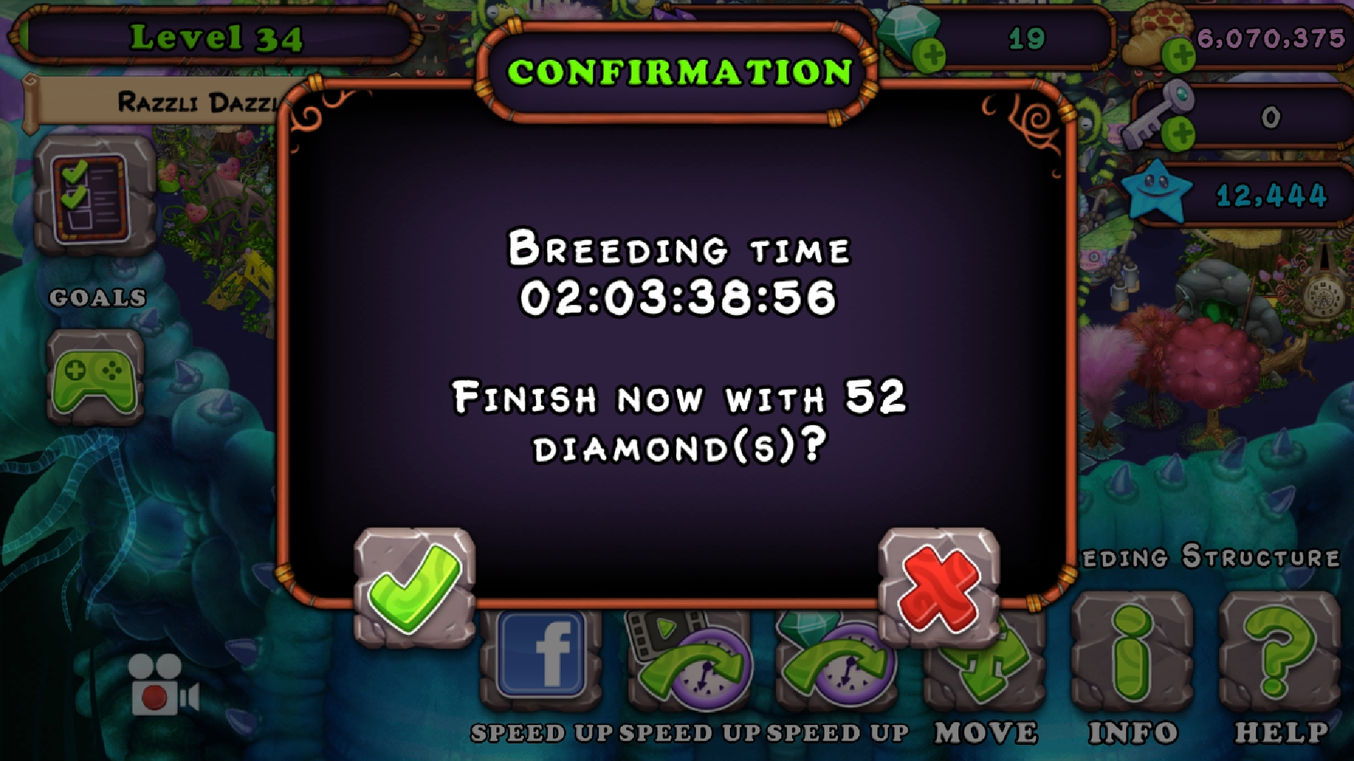 Yay! I got a rare bellowfish or a rare jellbily. I'll see what it was after 2 days lol