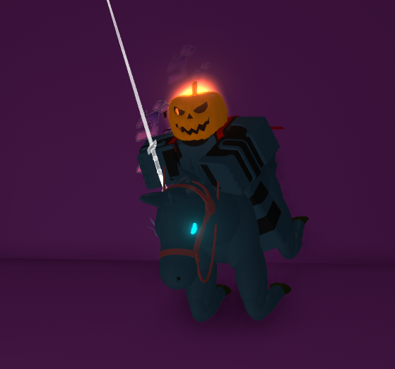 Made on Hallow's Eve
