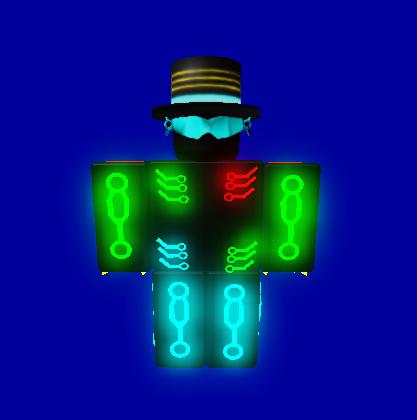 Dr. NOOOOO/Digital Circuit Fanmade OC STand