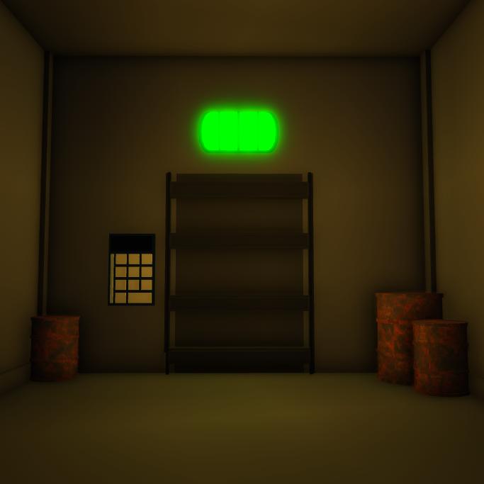 Secret Sewer Room