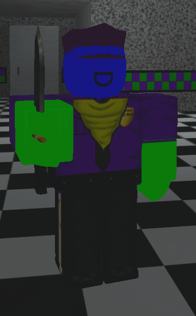 Gabonnie/Purple Guy