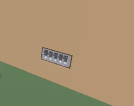 Lever Panel