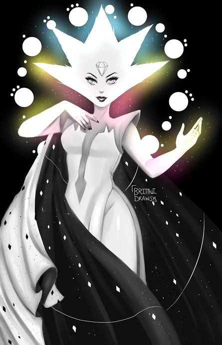 BlueJaytheWizard/White Diamond