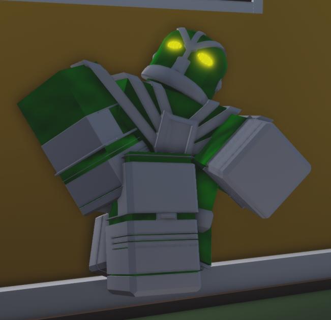 Hierophant Green