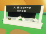 A Bizarre Shop