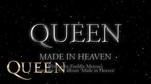 Queen - Made In Heaven (Official Lyric Video)