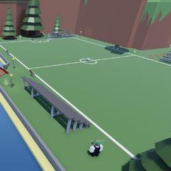 Soccer Field (1v1 Arena)