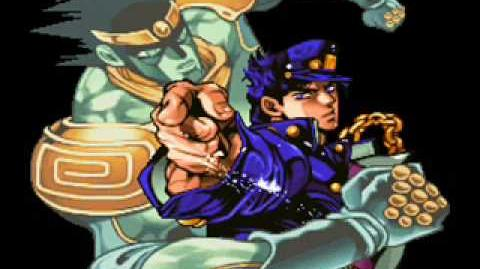 JJBA- Heritage for the Future - Jotaro's Theme