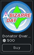 Donator OH