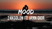 24kGoldn - Mood (Lyrics) ft