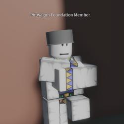 Potwagon Foundation Member