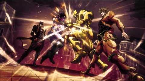 JoJo Bizarre Adventure Stardust Crusader OST Dio's World