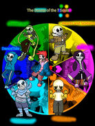 The sanses of the 7 souls by revlis knight dbxvxlf-fullview