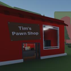 Tim's Pawn Shop
