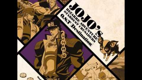 JoJo's Bizarre Adventure- Stardust Crusaders -Destination- OST - Awakening Darkness of The World