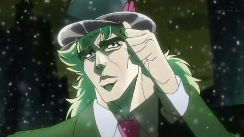 Speedwagon's hat