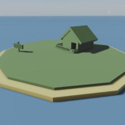 Dummy Grass Island