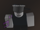 Self-Aware Dummy
