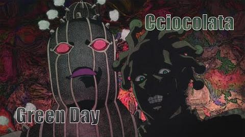 Cioccolata - Green Day (JJBA Musical Leitmotif AMV)