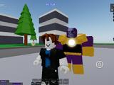 Thanos Stand