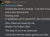 Tusk Act 4 Boss