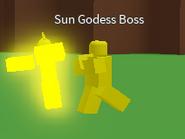 Sun godless boss