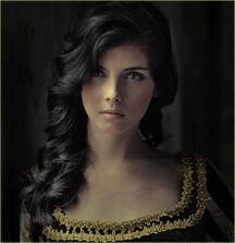 Catina Portrait