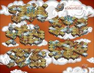 Aldenfalle maps