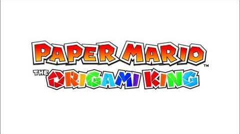Paper Mario The Origami King (Red Streamer Battle Theme) Extended