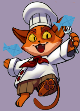 Cooking Cat