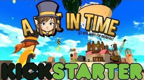 A Hat in Time - Kickstarter Launch Trailer!-0
