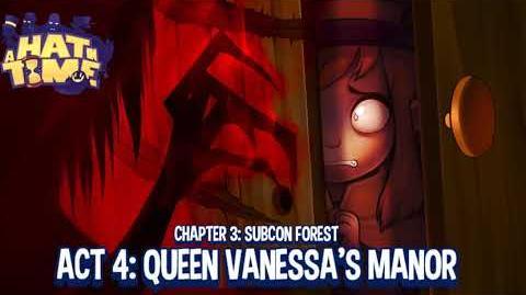 A Hat in Time Queen Vanessa voicelines