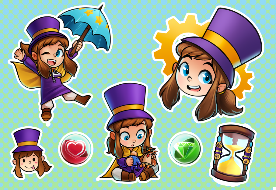 """Emikodo108/When Might """"A Hat In Time 2"""" Appear, We Wonder?"""
