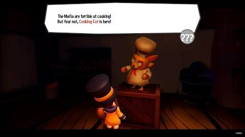 Hat In Time - All Cooking Cat Voice Lines