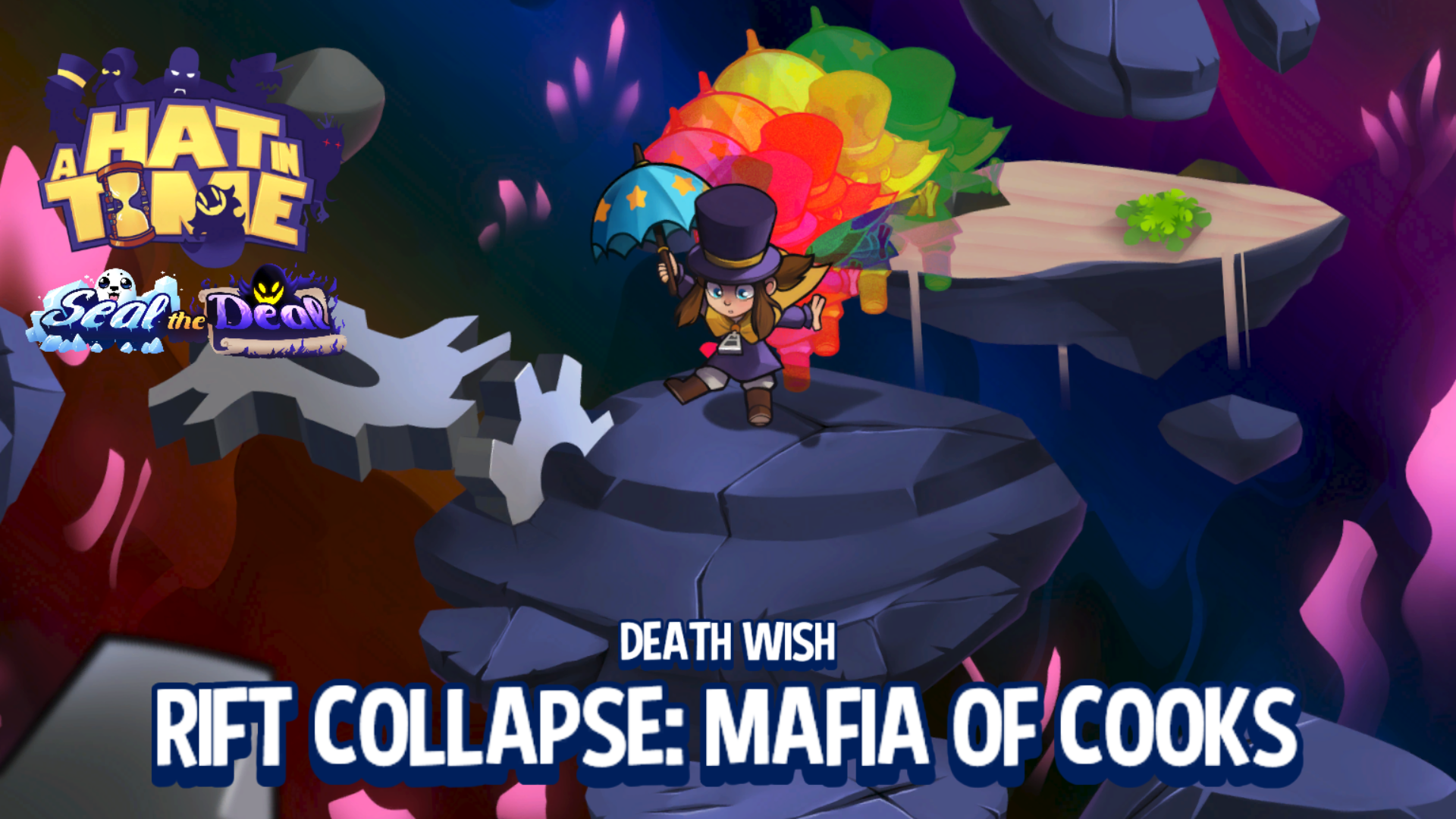 Rift Collapse: Mafia of Cooks