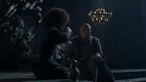 Game of Thrones 7x05 - Tyrion and Varys talk about Daenerys