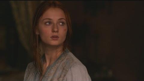 Sansa Survives - Game of Thrones (Season 2)