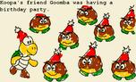 Goombaparty