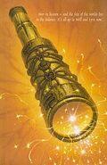 Miroir d'ambre (couverture anglaise)