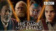 His Dark Materials OFFICIAL TRAILER - BBC